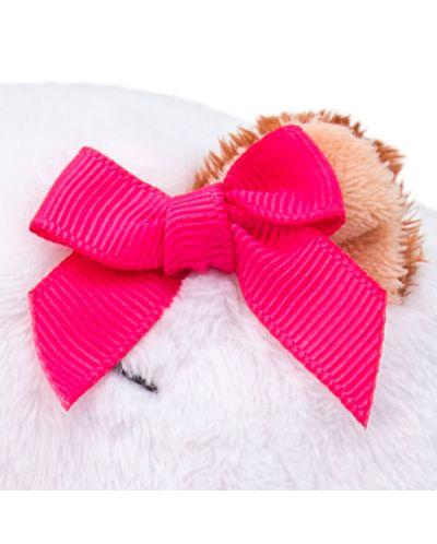 Плюшена играчка Budi Basa - Коте Ли-Ли бебе, в сукманче, 20 cm - 4