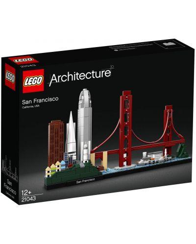 Конструктор Lego Architecture - Сан Франциско (21043) - 1