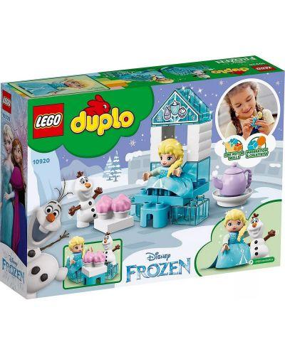 Конструктор Lego Duplo Princess - Чаеното парти на Елза и Олаф (10920) - 2