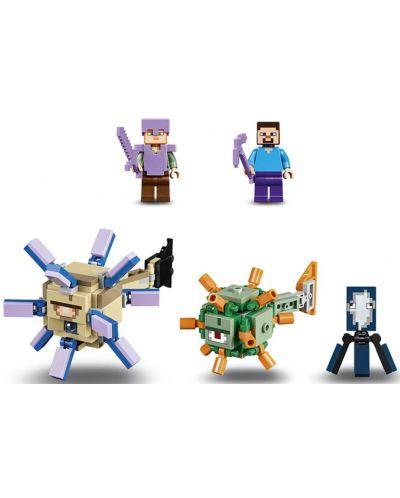 Конструктор Lego Minecraft - Океански монумент (21136) - 3