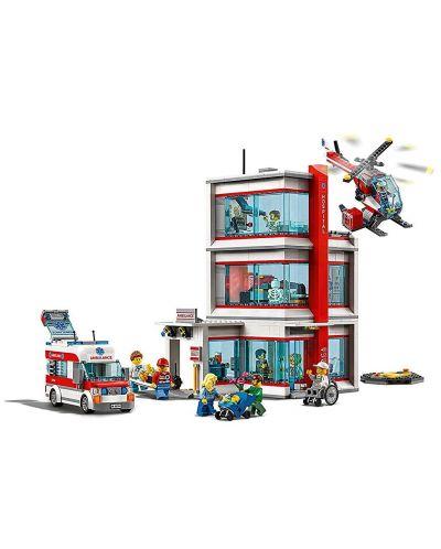 Конструктор Lego City - Болница (60204) - 4