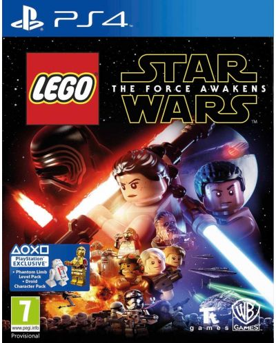 LEGO Star Wars The Force Awakens (PS4) - 1
