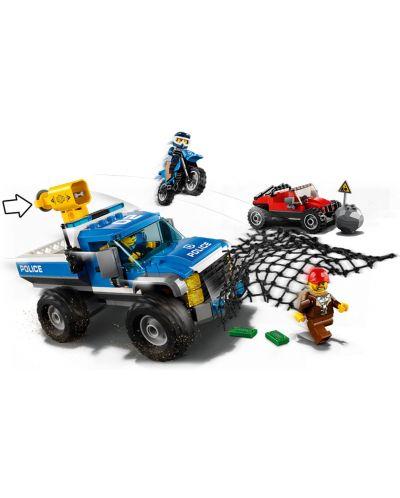 Конструктор Lego City - Преследване по черен път (60172) - 12
