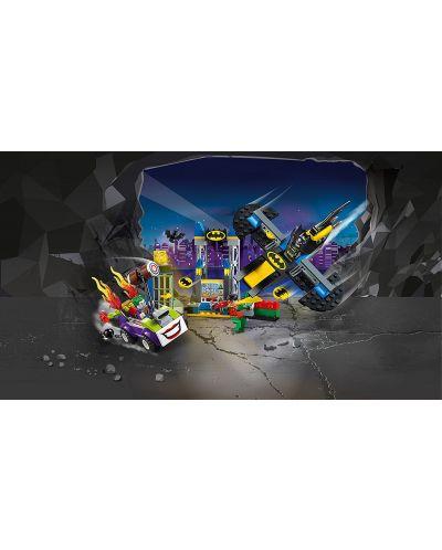 Конструктор Lego Juniors - Joker™ напада пещерата на прилепа (10753) - 6