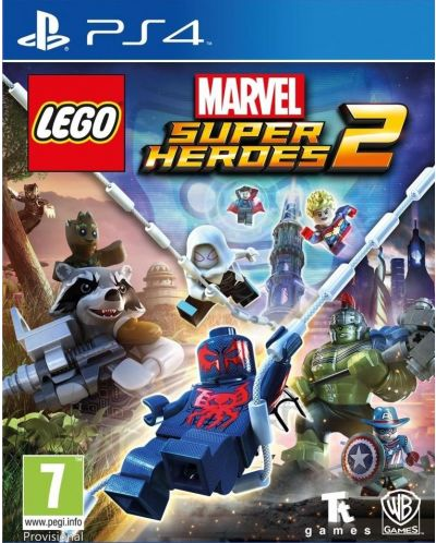 LEGO Marvel Super Heroes 2 (PS4) - 1