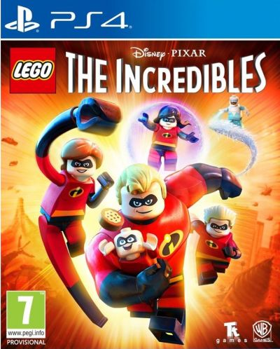 LEGO The Incredibles (PS4) - 1