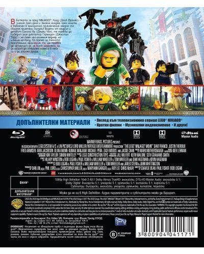 Lego Ninjago: Филмът (Blu-ray) - 2