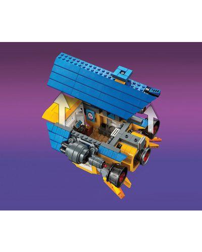 Конструктор Lego Movie 2 - Къща-мечта/ракета за бягство на Емет (70831) - 1