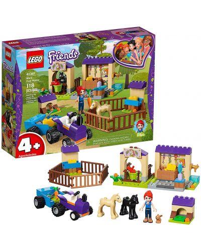 Конструктор Lego Friends - Конюшнята на Mia (41361) - 1