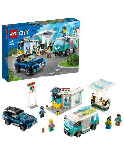 Конструктор Lego City Nitro Wheels - Сервизна станция (60257) - 3