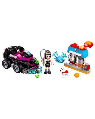 Конструктор Lego DC Super Hero Girls - Танк Лашина™ (41233) - 4