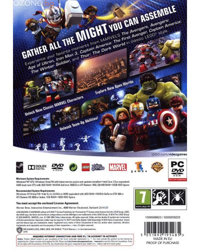 LEGO Marvel's Avengers (PC) - 3