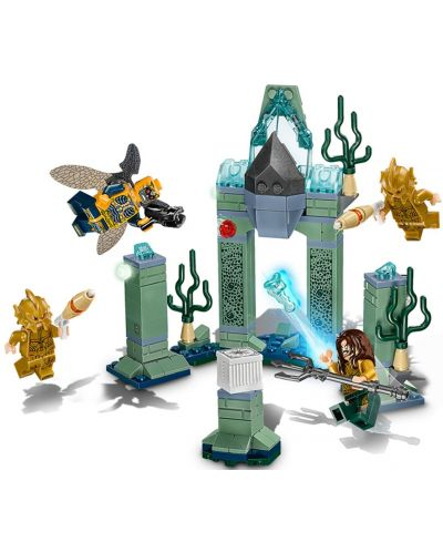 Конструктор Lego Super Heroes - Битката за Атлантида (76085) - 5