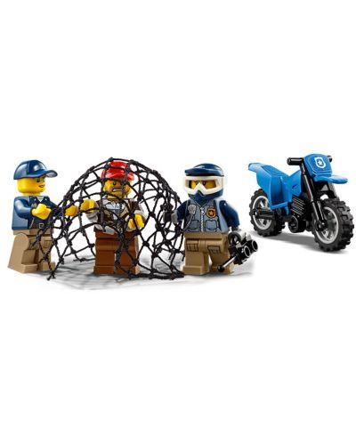 Конструктор Lego City - Преследване по черен път (60172) - 10