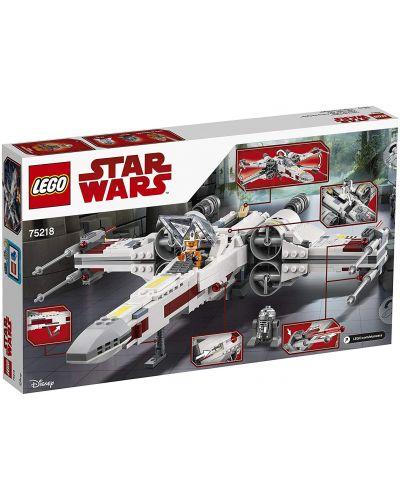 Конструктор Lego Star Wars - X-Wing Starfighter (75218) - 5