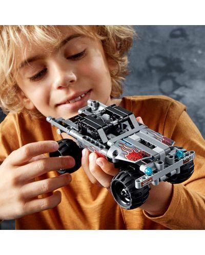 Конструктор Lego Technic - Камион за бягство (42090) - 9