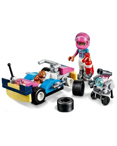 Конструктор Lego Friends - Камион за обслужване (41348) - 5