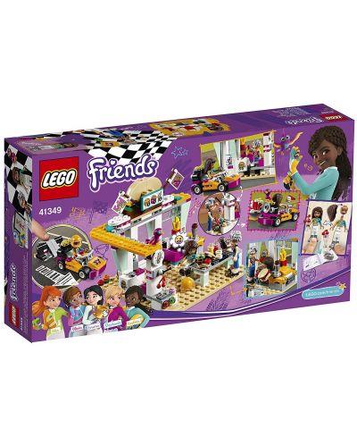 Конструктор Lego Friends - Дрифт вечеря (41349) - 4