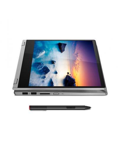 Лаптоп Lenovo IdeaPad - C340-15IML, сребрист - 4