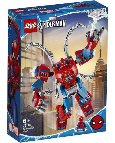 Конструктор Lego Marvel Super Heroes - Spider-Man Mech (76146) - 1