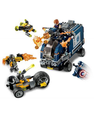 Конструктор Lego Marvel Super Heroes - Avengers: схватка с камион (76143) - 4
