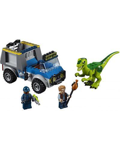 Конструктор Lego Juniors - Спасителен камион за Раптор - 6
