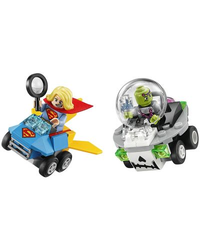 Конструктор Lego Super Heroes - Mighty Micros: Supergirl™ vs. Brainiac™ (76094) - 8