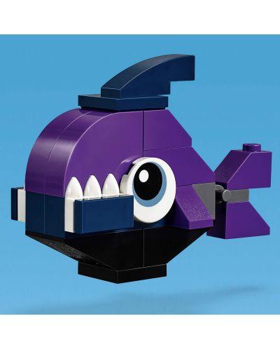 Конструктор Lego Classic - Тухлички и очи (11003) - 3
