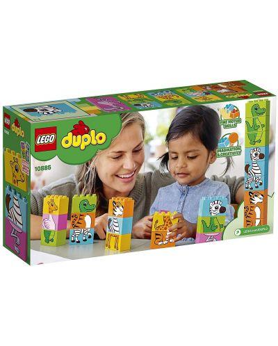 Конструктор Lego Duplo - Моят първи забавен пъзел (10885) - 5