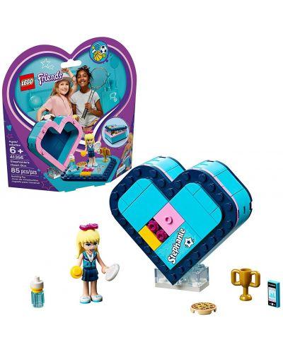 Конструктор Lego Friends - Кутията с форма на сърце на Stephanie (41356) - 8