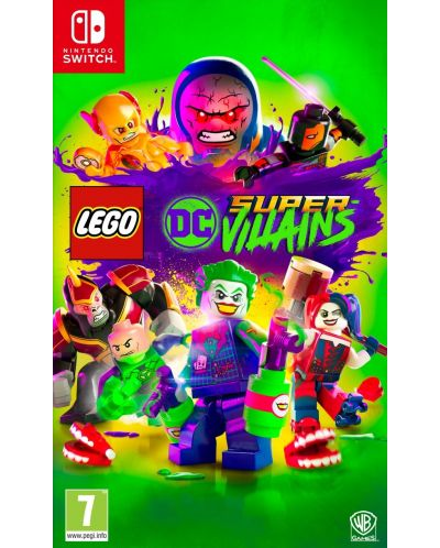 LEGO DC Super-Villains (Nintendo Switch) - 1