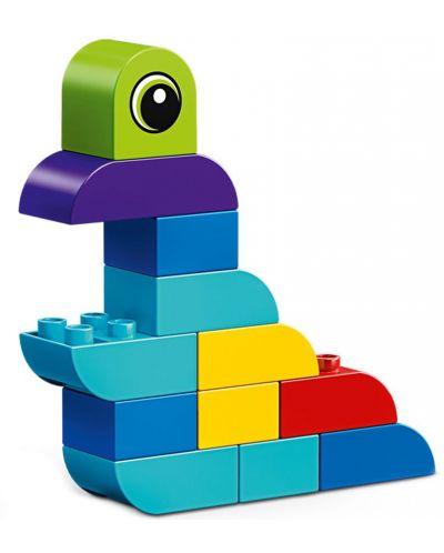 Конструктор Lego Duplo - Посетителите на Емет и Люси от планета DUPLO® (10895) - 3