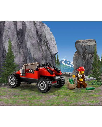 Конструктор Lego City - Преследване по черен път (60172) - 3