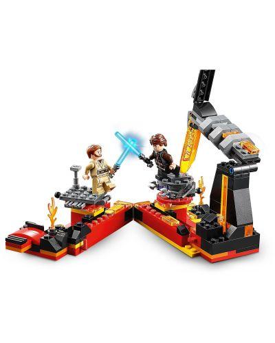 Конструктор Lego Star Wars - Дуел на Mustafar (75269) - 4
