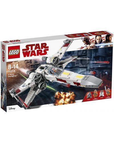 Конструктор Lego Star Wars - X-Wing Starfighter (75218) - 6