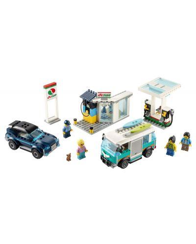 Конструктор Lego City Nitro Wheels - Сервизна станция (60257) - 4