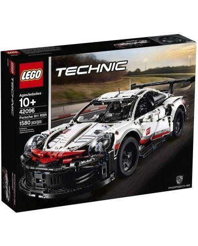Конструктор Lego Technic - Porsche 911 RSR (42096) - 3