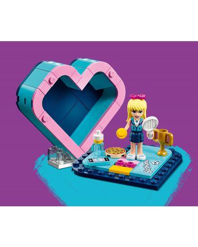 Конструктор Lego Friends - Кутията с форма на сърце на Stephanie (41356) - 5