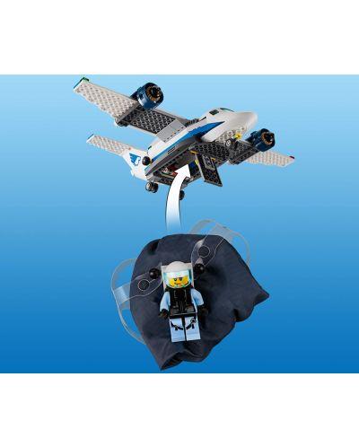 Конструктор Lego City - Полиция в небето, въздушна база (60210) - 5