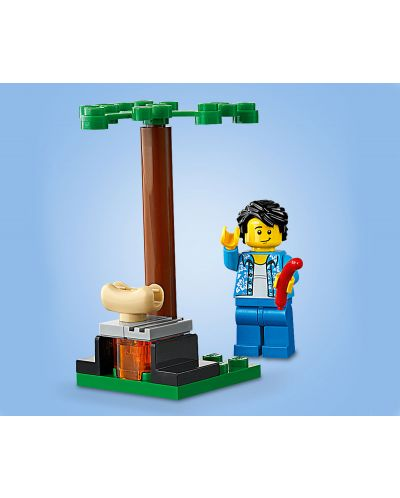 Конструктор Lego City - Изгарящо барбекю (60212) - 4