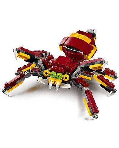 Конструктор Lego Creator - Митични същества (31073) - 4
