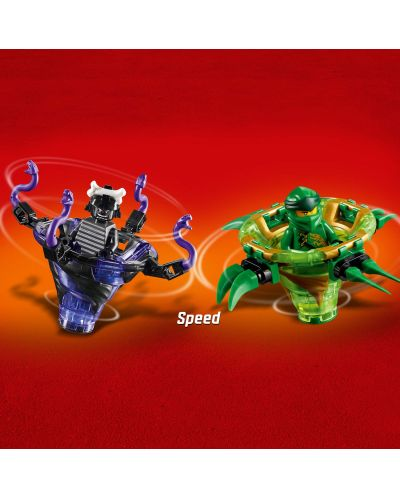 Конструктор Lego Ninjago - Спинджицу Lloyd VS Garmadon (70664) - 4