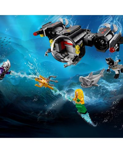 Конструктор Lego DC Super Heroes - Batman Batsub and the Underwater Clash (76116) - 4