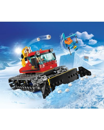 Конструктор Lego City - Ратрак (60222) - 6