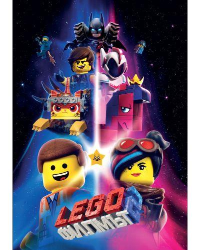 Lego: Филмът 2 (DVD) - 1