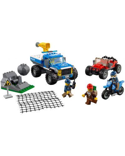 Конструктор Lego City - Преследване по черен път (60172) - 7