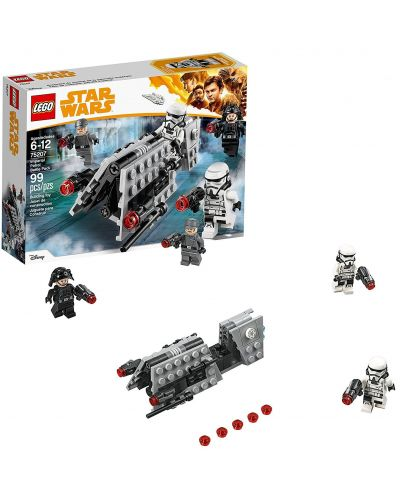 Конструктор Lego Star Wars - Imperial Patrol Battle Pack (75207) - 3