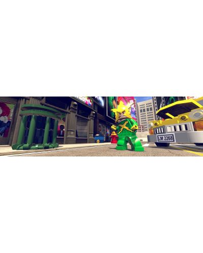 LEGO Marvel Super Heroes (PS4) - 10