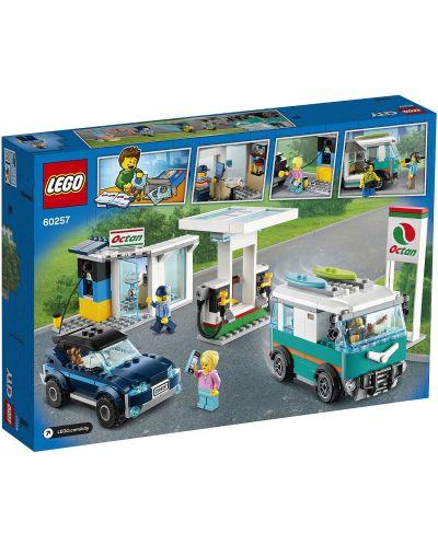 Конструктор Lego City Nitro Wheels - Сервизна станция (60257) - 2