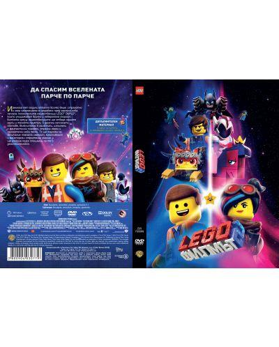 Lego: Филмът 2 (DVD) - 2